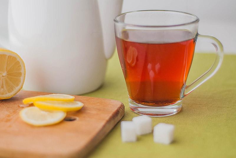 натуральный чай