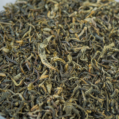 Зеленый чай Лотос Цветок Молодости
