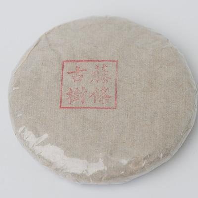 Чай Шу Пуер Gu Teng Shu Tiao