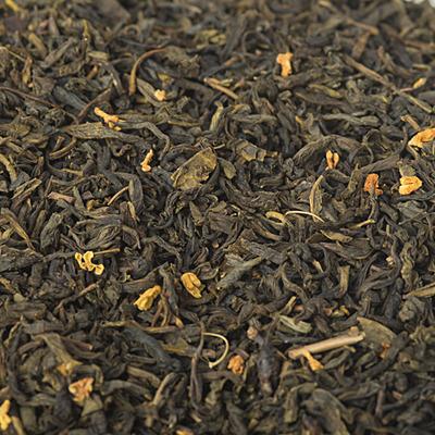 Зелений чай з Османтусом