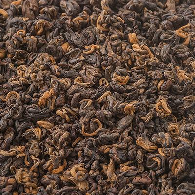 Чорний чай Червоний Равлик