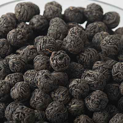 Черный чай Черная жемчужина