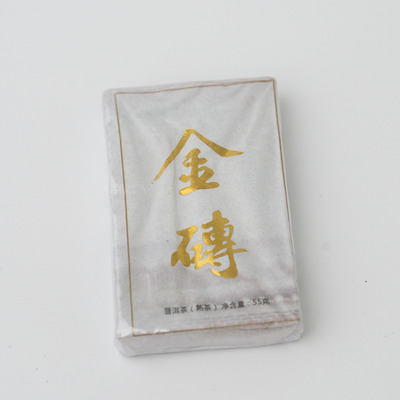 Чай Шу Пуэр Jin Ya
